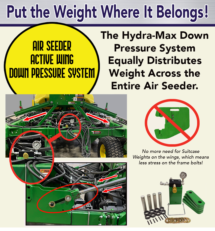 Down Pressure System