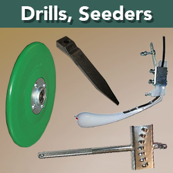 Drills and Air Seeders