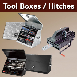 Tool Boxes and Hitches