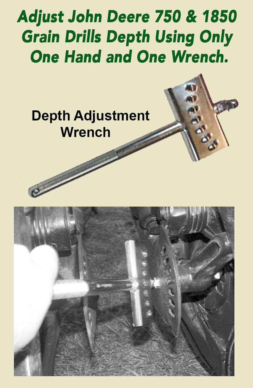 S I  Distributing Inc : One Wrench - Depth Adjustment Tool
