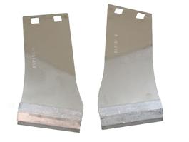S I Distributing Inc Scraper Kit Cih 800 900 Series Inside Right