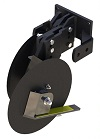 UMO-100 FERTILIZER OPENER, DUAL, LH