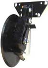 UMO-100 FERTILIZER OPENER, SINGLE, RH