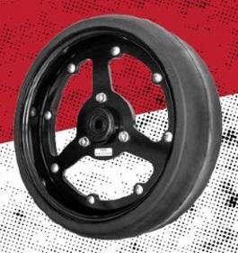 S I Distributing Inc Mudsmith Gauge Wheel 4 5 X 16 5 8 Quot