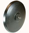 CAST IRON WHEEL, JD 7000; KINZE 93 & PRIOR