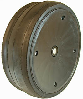 GAUGE WHEEL, 4.5 X 16, JD XP, 5/8