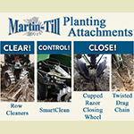 Martin-Till Planting Attachments
